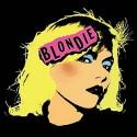 BLONDIE - MAGNET : Punk Logo