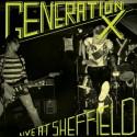 GENERATION X : LP Live At Sheffield