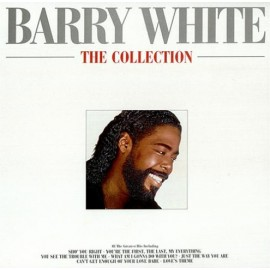 WHITE Barry : CD The Collection