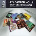 LES BAXTER'S : CDx4 Les Baxter Vol.2 (Eight Classic Albums)