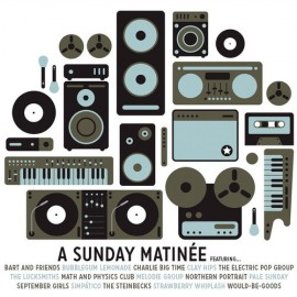 VARIOUS : CD THE MATINEE A SUNDAY