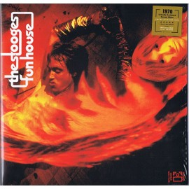 STOOGES (the) : LP Fun House (colored)
