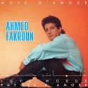 FAKROUN Ahmed : LP Mots D'Amour