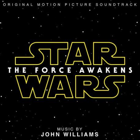 WILLIAMS John : CD Star Wars The Force Awakens
