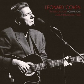 COHEN Leonard : LPx2 The End Of Love Volume One