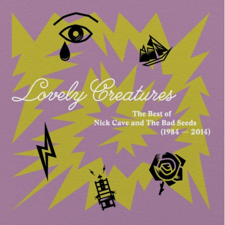 NICK CAVE & THE BAD SEEDS : LPx3 Lovely Creatures (1984-2014)