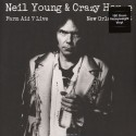 NEIL YOUNG : LP Live At Farm Aid 7 In New Orleans September 19 1994