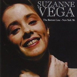 VEGA Suzanne : CD The Bottom Line New York' 86