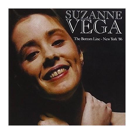 VEGA Suzanne : CD The Bottom Line New York' 86