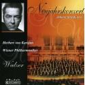 KARAJAN Herbert Von / STRAUSS Johann Jr. : CD Neujahrskonzert