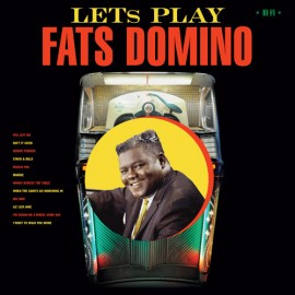 FATS DOMINO : LP Let's Play Fats Domino