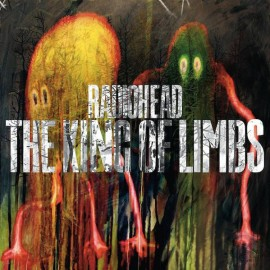 RADIOHEAD : LP The King Of Limbs