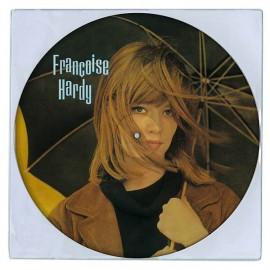 HARDY Françoise : LP Picture Françoise Hardy