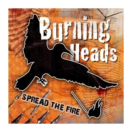 BURNING HEADS : LP Spread The Fire