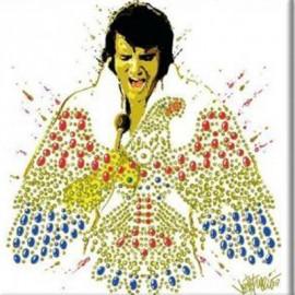 PRESLEY Elvis - MAGNET American Eagle
