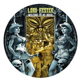 LORD FESTER : Welcome To My House 12""
