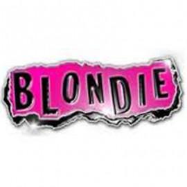 BLONDIE - PIN : Punk Logo