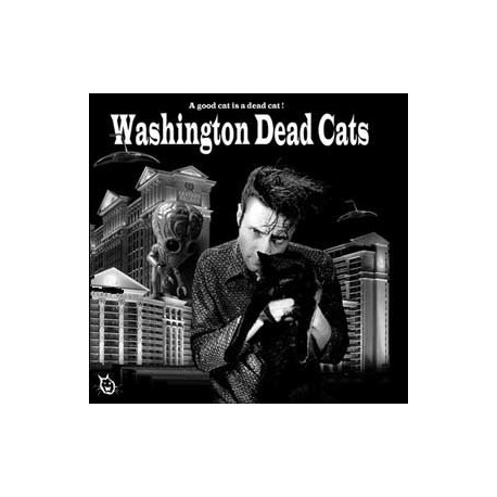 WASHINGTON DEAD CATS : LP Anti Best Of