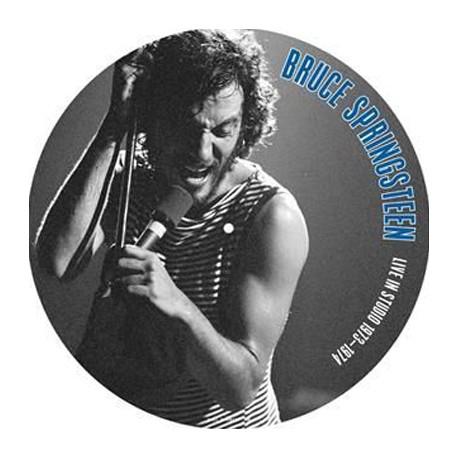 SPRINGSTEEN Bruce : LP Live In Studio 1973-1974