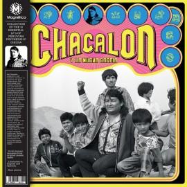 CHACALON Y LA NUEVA CREMA : LP Chacalón Y La Nueva Crema