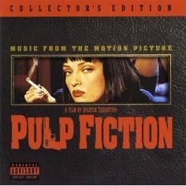 OST : CD PULP FICTION