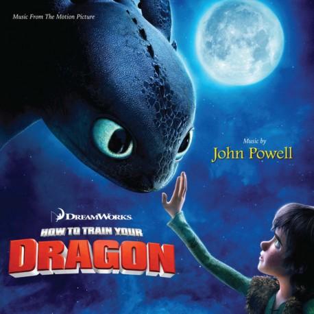POWELL John : LP How To Train Your Dragon