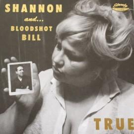 SPLIT BLOODSHOT BILL / SHANNON SHAW