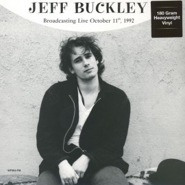 BUCKLEY Jeff : LP Broadcasting Live October 11th, 1992