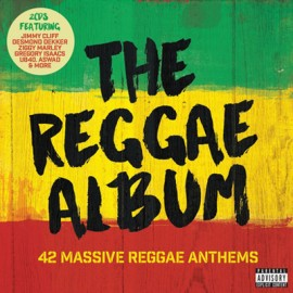 VARIOUS : CDx2 The Reggae Album : 42 Massive Reggae Anthems