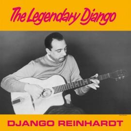 REINHARDT Django : LP The Legendary Django