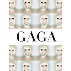 LADY GAGA : Book Morgan Johnny : Gaga