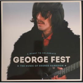 VARIOUS : LPx3 George Fest : A Night To Celebrate The Music Of George Harrison