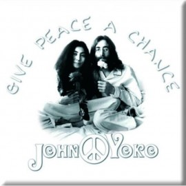 LENNON John - MAGNET : Peace