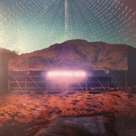 ARCADE FIRE : CD Everything Now