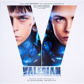 DESPLAT Alexandre : LPx2 Valerian And The City Of A Thousand Planets