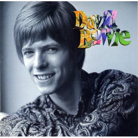 BOWIE David : CD The Deram Anthology 1966 - 1968