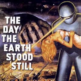 "HERRMANN Bernard : 10""LP The Day The Earth Stood Still"
