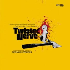 "HERRMANN Bernard : LP+CD+7"" Twisted Nerve"