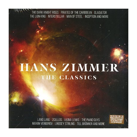 ZIMMER Hans : LPx2 The Classics