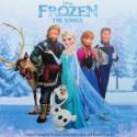 LOPEZ Kristen & Robert : LP Frozen The Songs