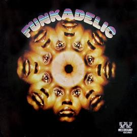 FUNKADELIC : LP Funkadelic
