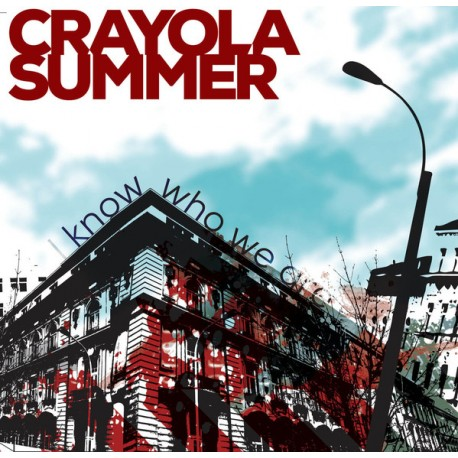 CRAYOLA SUMMER : Flexi I Know Who You Are