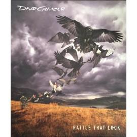 GILMOUR David : CD+BLU-RAY Rattle That Lock