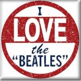 BEATLES (the) - MAGNET : I Love The beatles