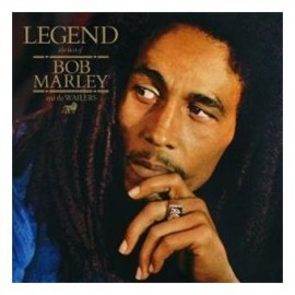 MARLEY Bob : CD Legend, The Best Of