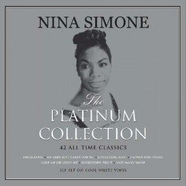 SIMONE Nina : LPx3 The Platinum Collection - 42 All Time Classics