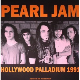 PEARL JAM : LP Hollywood Palladium 1991