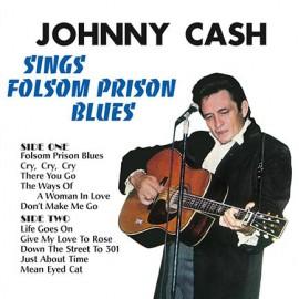 CASH Johnny : LP Sings Folsom Prison Blues