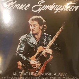 SPRINGSTEEN Bruce : LPx2  All That Heaven Will Allow
