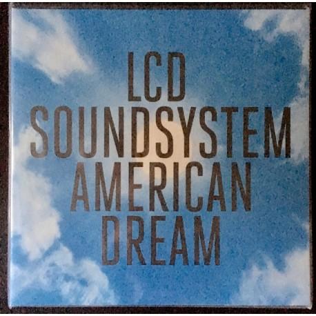 LCD SOUNDSYSTEM : LPx2 American Dream